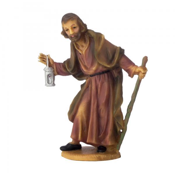 Josef stehend, zu 9cm Fig. (Kunststoff)