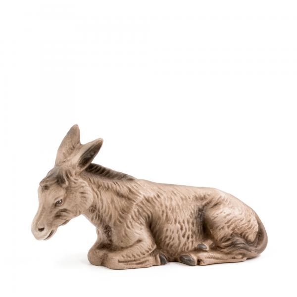Esel liegend, zu 14cm Figuren