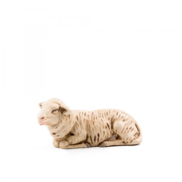 Schaf liegend, zu 17cm Figuren