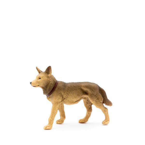 Deutscher Schäferhund, zu 12cm Krippenfiguren (Kunststoff)