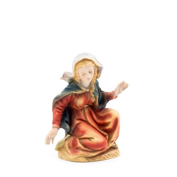 Maria kniend, zu 12cm Fig. (Kunststoff)
