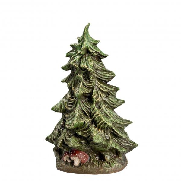 Tannenbusch groß, zu 9 - 11cm Figuren