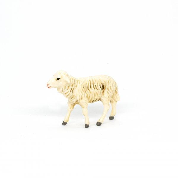 Schaf geradeaus blickend, zu 9cm Fig. (Kunststoff)