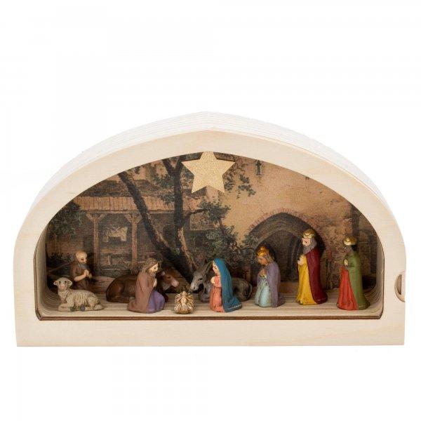 """Minikrippe """"Zauber der Weihnacht"""""""