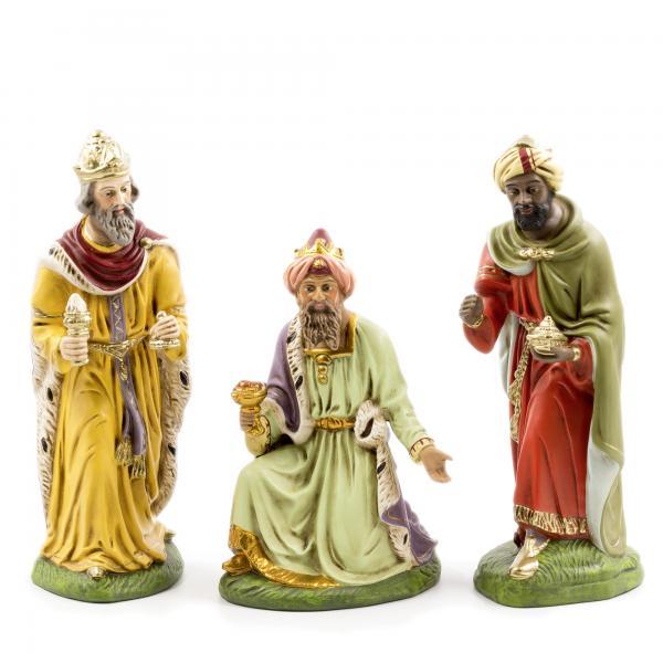 Heilige Drei Könige, zu 21cm Figuren