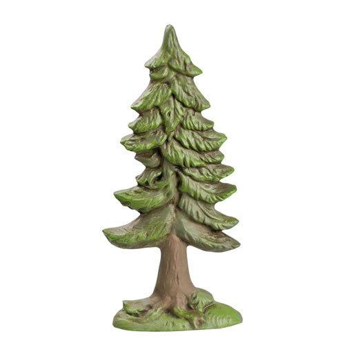 Große Tanne (Halbrelief), H=20cm, für 9 - 11cm Figuren - Original MAROLIN® - Zubehör für Modellbau oder Ihre Weihnachtskrippe - Made in Germany