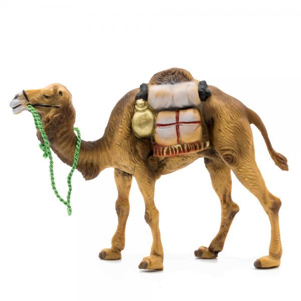 Kamel mit Gepäck, zu 9cm Fig. (Kunststoff)