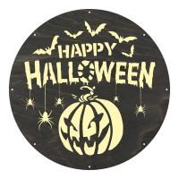 "Motivscheibe ""Halloween"""