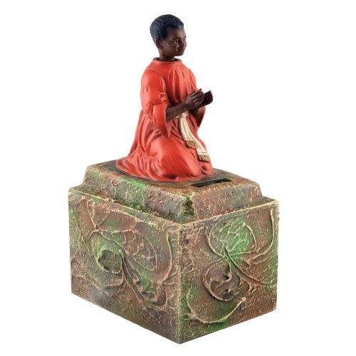 """Missionssammelbüchse """"Afrika"""", orange - ein Artikel aus der Serie MAROLIN® -  Sammlerstücke. Made in Germany."""