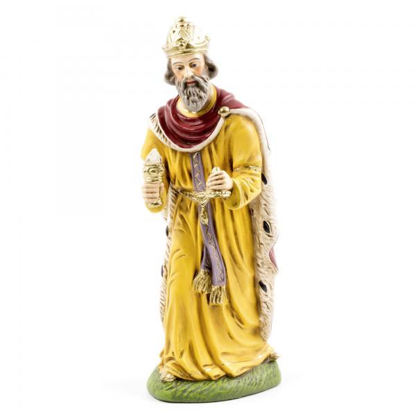 König weiß (Balthasar), zu 21cm Figuren