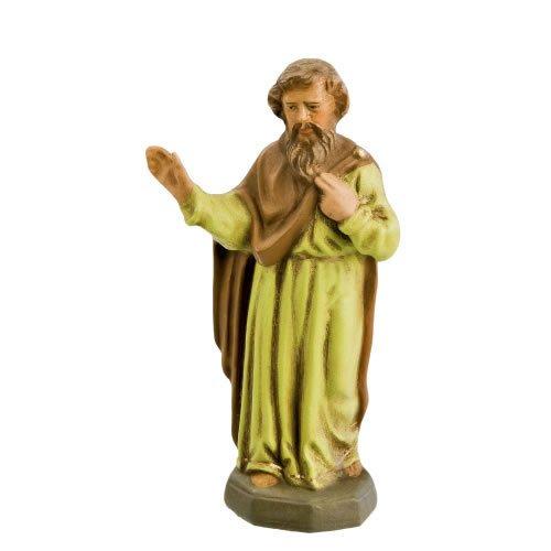 Simon, zu 11cm Krippenfiguren - Original MAROLIN® - Figur für Ihre Krippe oder Weihnachtspyramide - Made in Germany