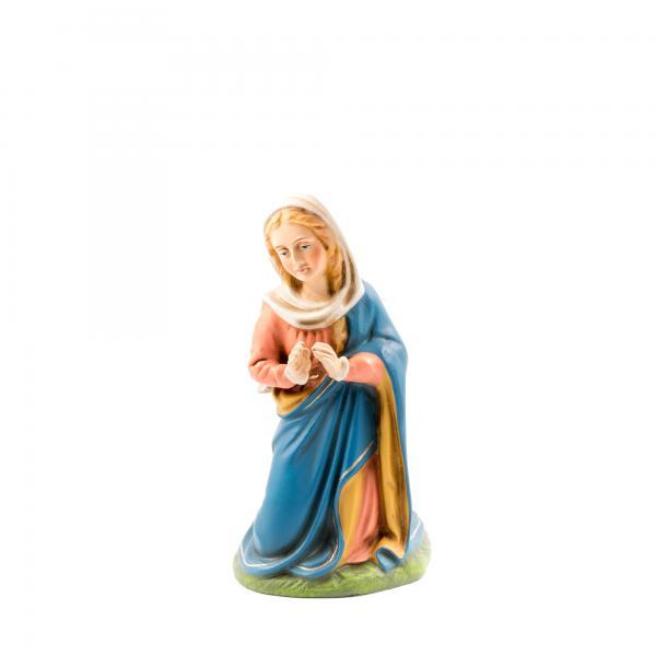 Maria kniend, zu 17cm Figuren