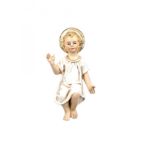 Infant Jesus, to 8.5 in. figures