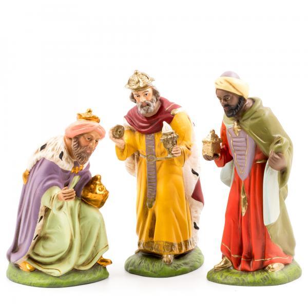 Heilige Drei Könige, zu 12cm Figuren