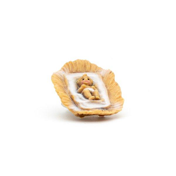 Krippenlager mit Jesuskind, zu 7cm Fig. (Kunststoff)