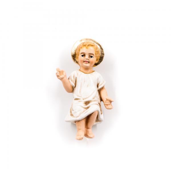 Jesuskind mit Hemd, zu 17cm Figuren