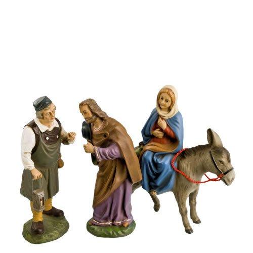 Herbergsuche, 3 Teile, zu 14cm Figuren