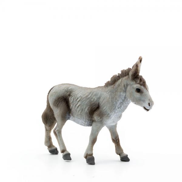 Esel stehend, zu 9cm Fig. (Kunststoff)