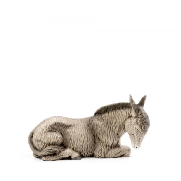 Esel liegend, zu 21cm Figuren