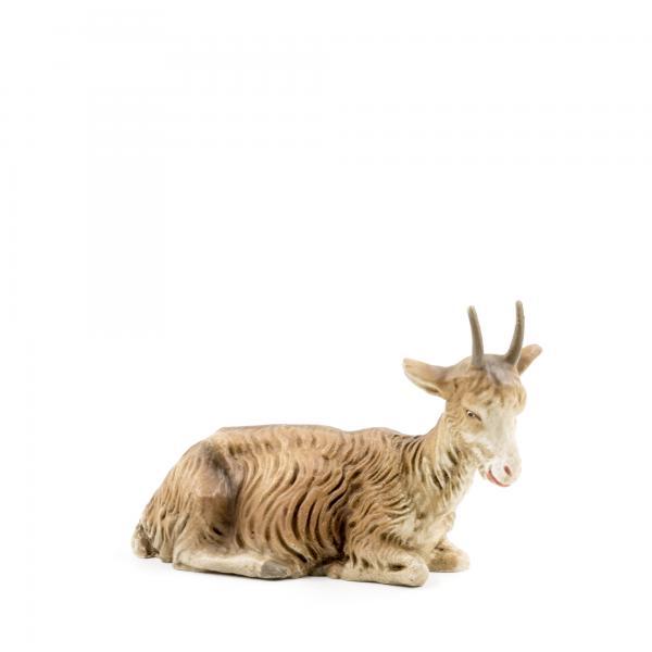Ziege liegend, zu 21cm Figuren