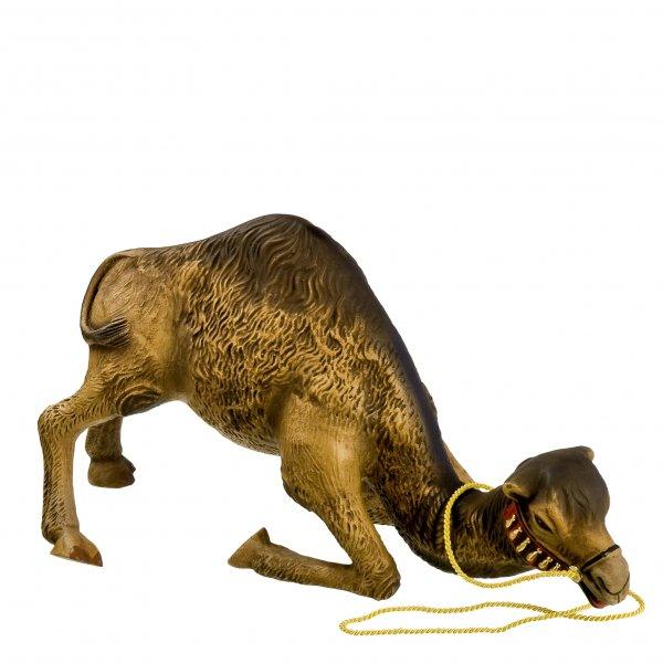 Kamel kniend, zu 21cm Figuren