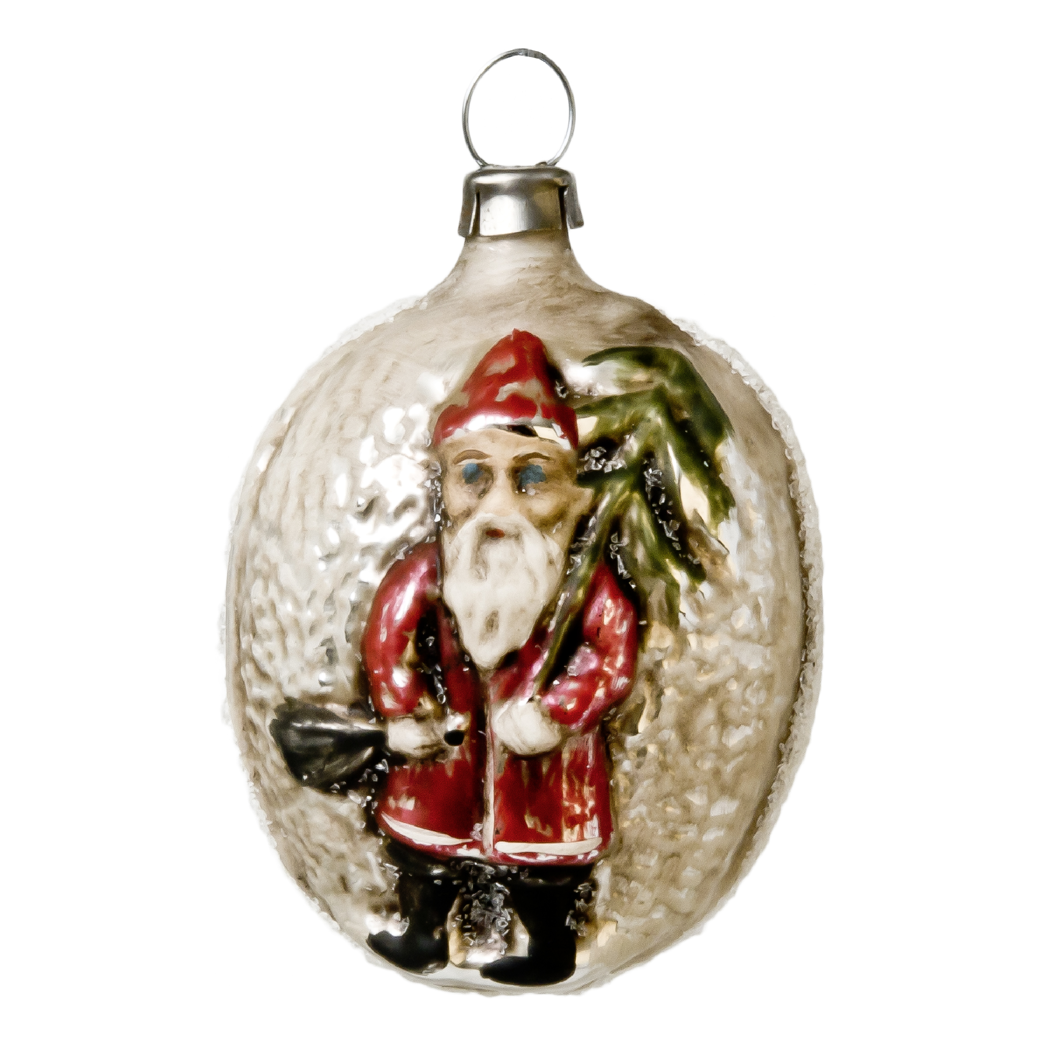 Over the moon with my vintage christmas glass ornament haul