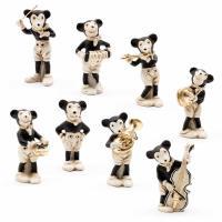 Mäusekapelle - Acht Figuren