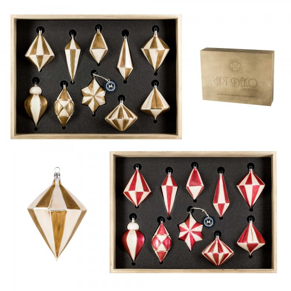 Art_Deco_Set_Christbaumschmuck