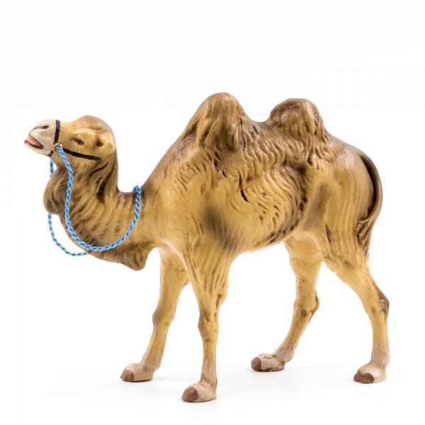 Kamel stehend, zu 10cm Krippenfiguren - Original MAROLIN® - Krippenfigur für Ihre Weihnachtskrippe - Made in Germany