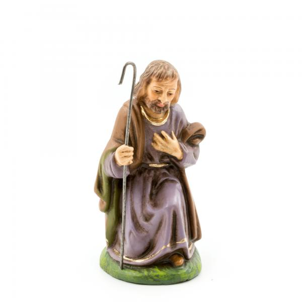Josef kniend, zu 9cm Figuren