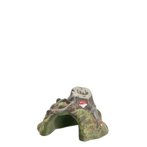 Fuchsbau, für 8 - 10cm Figuren - Original MAROLIN® - Zubehör für den Modellbau oder Ihre Weihnachtskrippe - Made in Germany