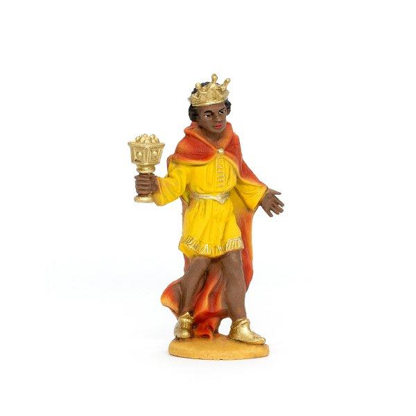 König schwarz (stehend), zu 9cm Fig. (Kunststoff)