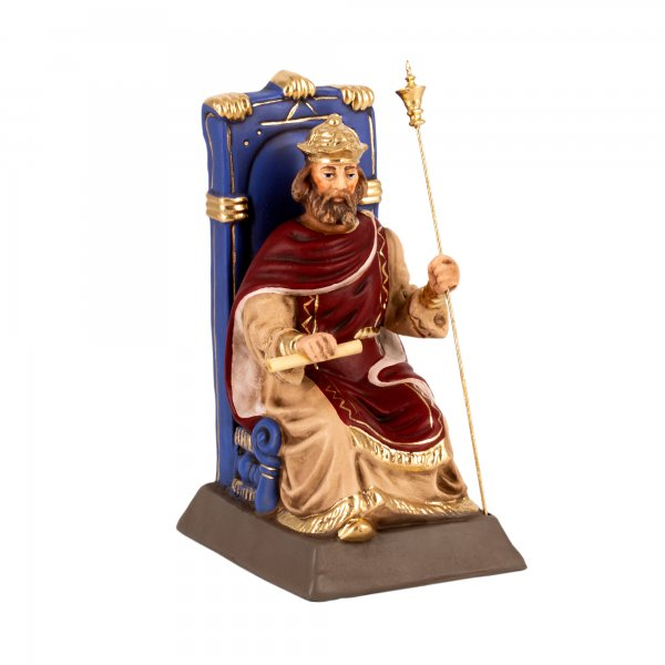 Herod the Great on throne, to 4.75 in. figures
