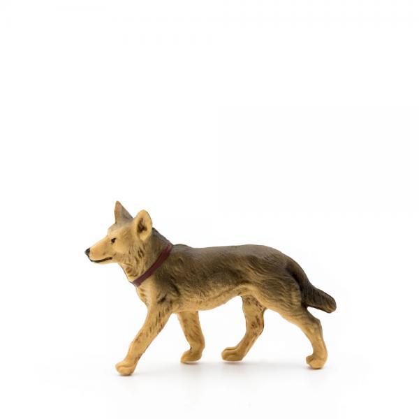 Deutscher Schäferhund, zu 9cm, Kunststoff