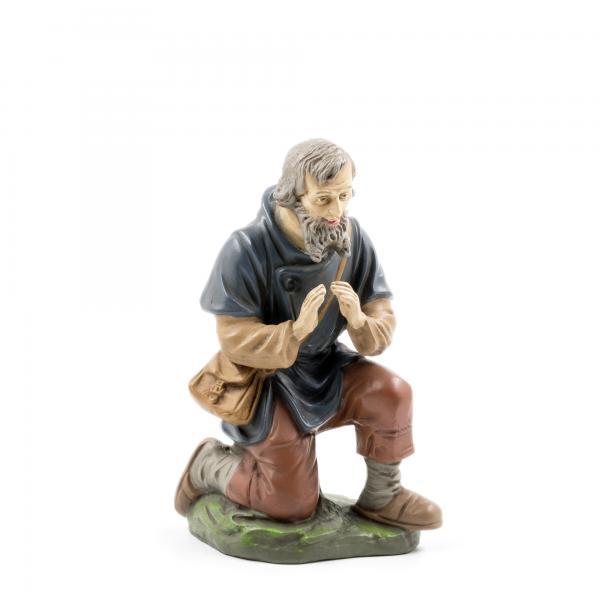 Hirte kniend im Gebet, zu 21 cm Figuren