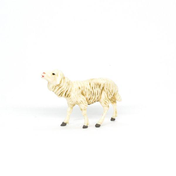 Schaf blökend, zu 9cm Fig. (Kunststoff)