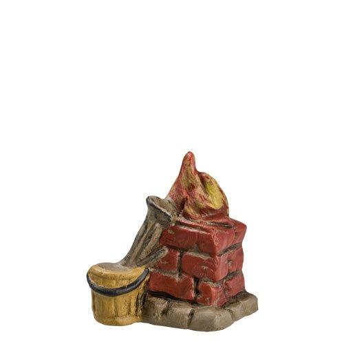 Schmiedefeuer für Zwerge, H=3,5cm